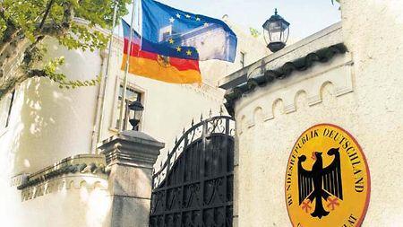 Das Generalkonsulat Shanghai Auswartiges Amt